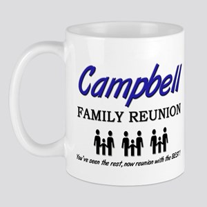 Campbell Family Reunion Mug